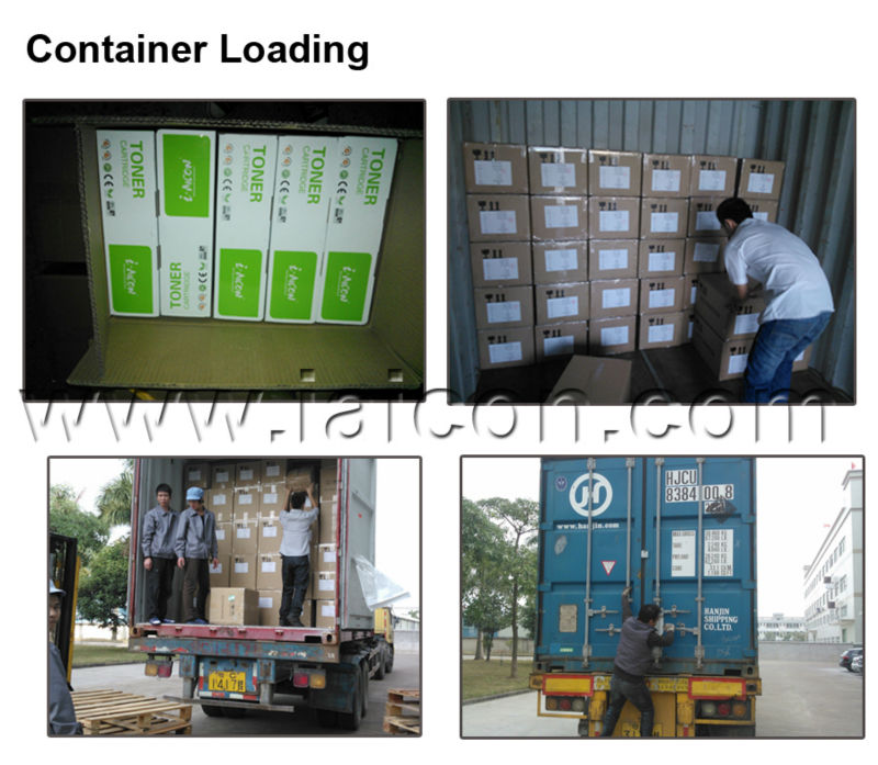 Container  Loading form Aicon
