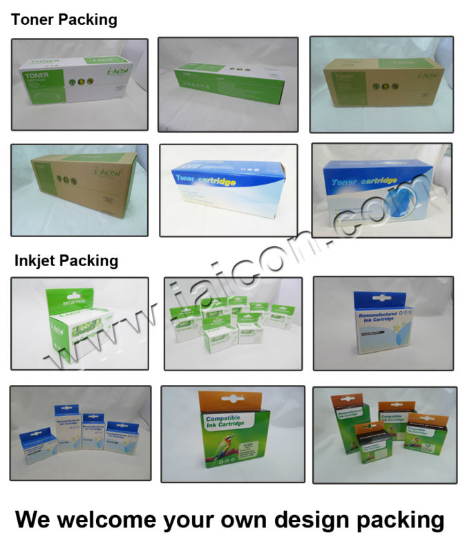 Toner and Inkjet Packing form Aicon
