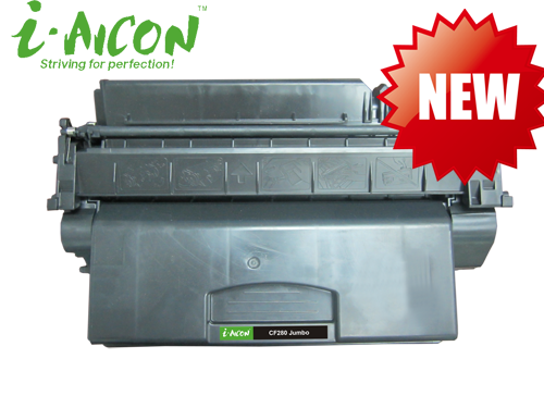 Compatible toner cartridge for HP CF280 Jumbo 10,000 page yield