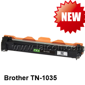 Compatible toner for Brother TN-1035 from Aicon