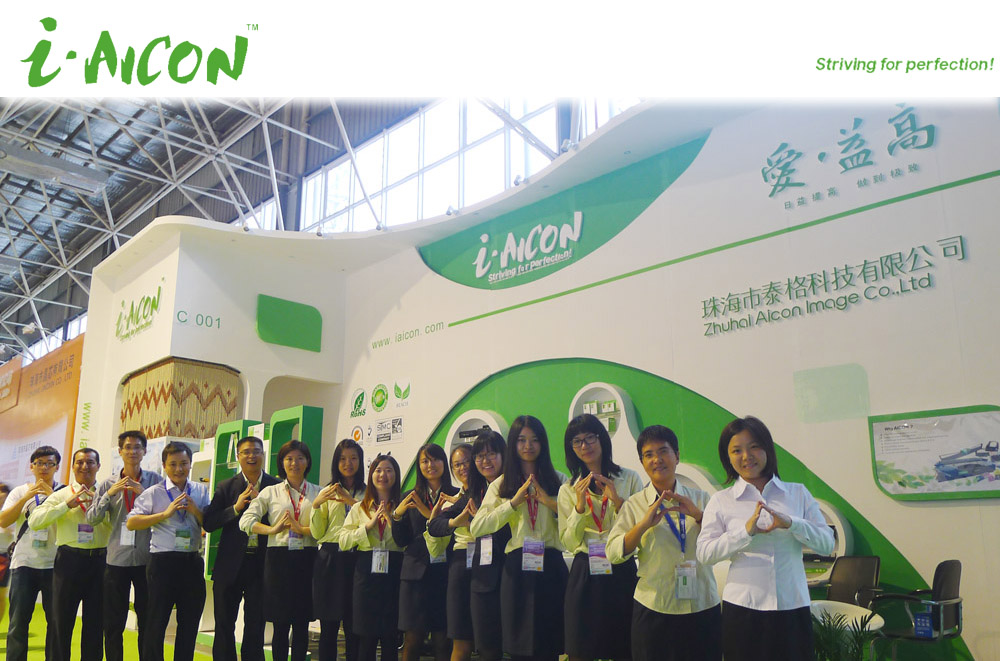 Aicon Team.Thanks for Visiting us at The Remax Aisa 2013,Zhuhai China.