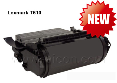 Lexmark T610 toner cartridge