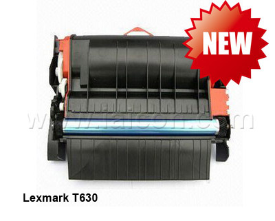 Lexmark T630X 12A7362 12A7462 12A7468 toner cartridge