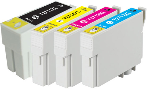 Compatible Epson 27XL T2711XL/T2712XL/T2713XL/T2714XL ink cartridge